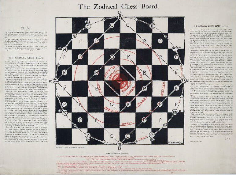 Zodiacal chess