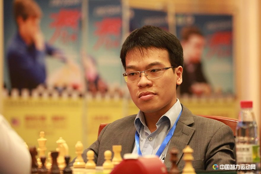 GM Le Quang Liem at the Danzhou Masters