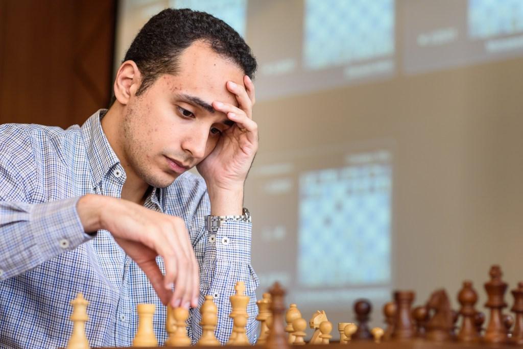 Bassem Amin wins rapid portion in Abidjan   ChessBase