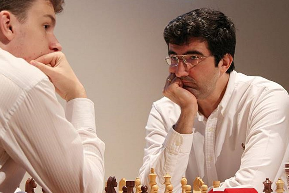 Duda and Kramnik