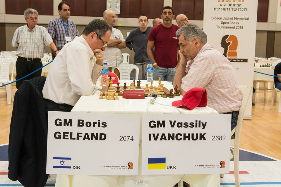 Gelfand and Ivanchuk