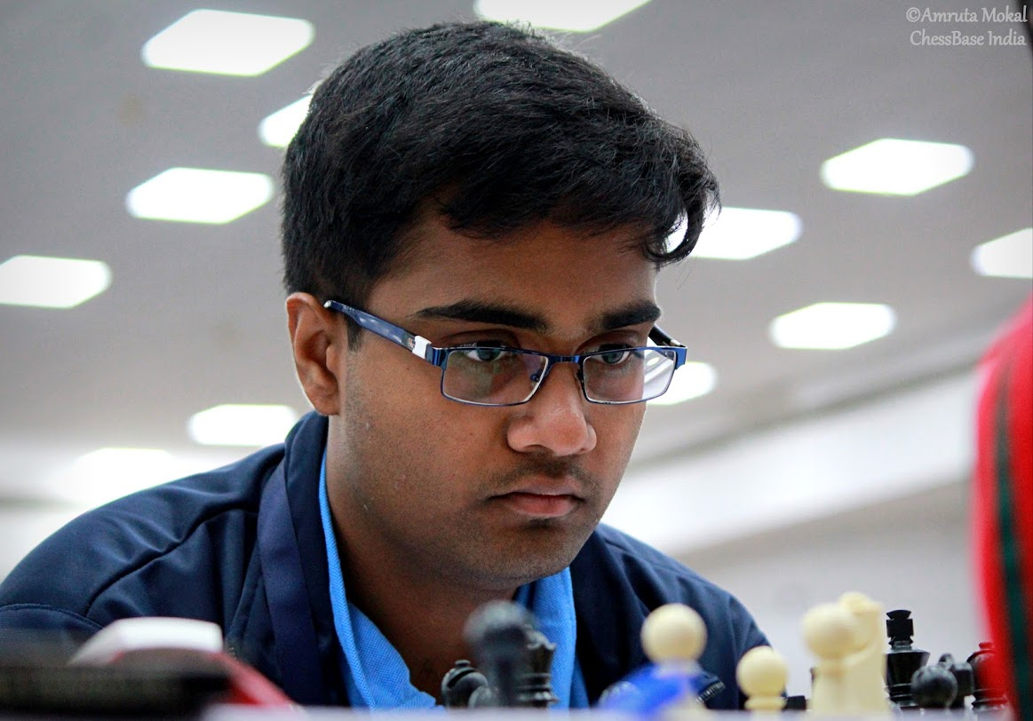 P Iniyan at the world youth championship 2017