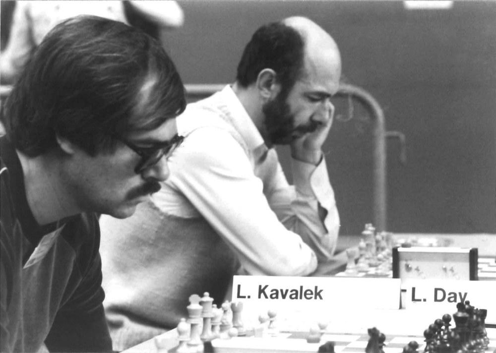 Walter Browne and Lubomir Kavalek