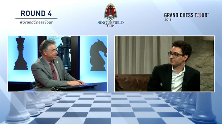 Seirawan and Caruana