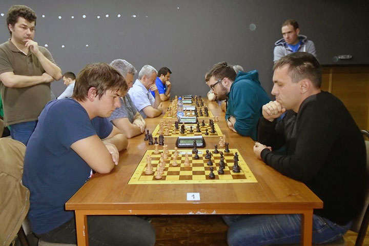 Ivanisevic playing blitz