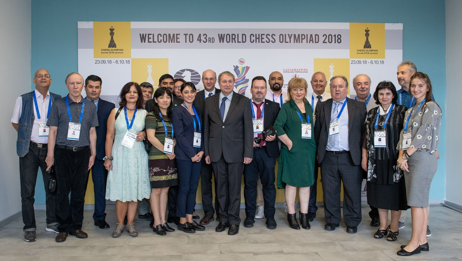 How China conquered the Batumi Olympiad 2018 with a double