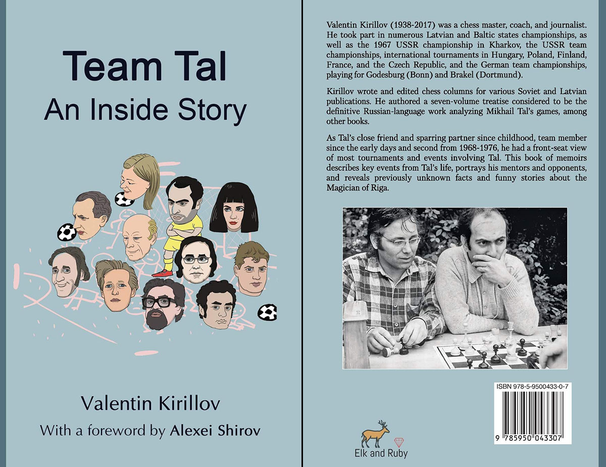 Team tal book cover