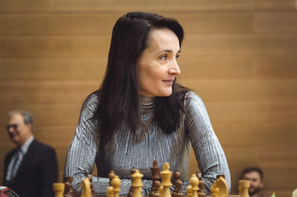 Women's World Ch: Tension   ChessBase