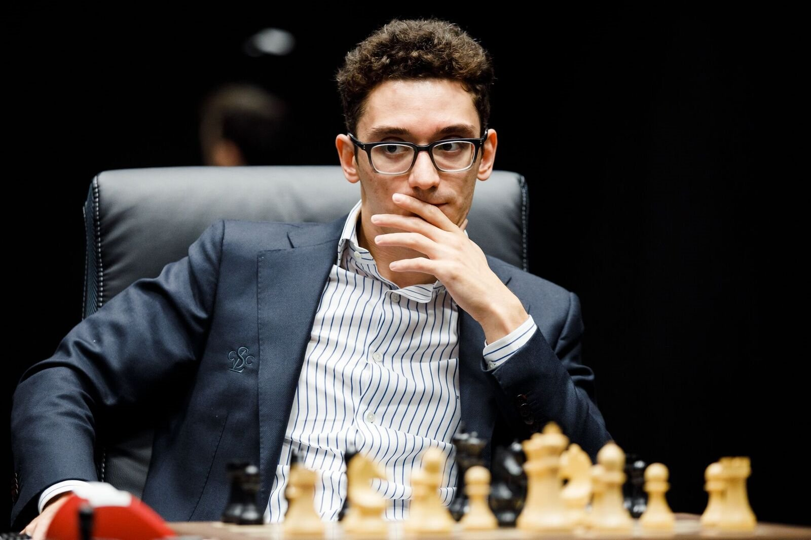 The new McCutcheon - GM Rustam Kasimdzhanov