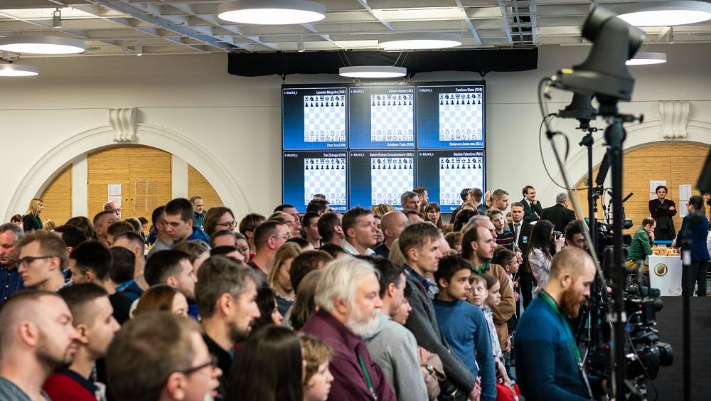 El público en San Petersburgo | Foto: Lennart Ootes
