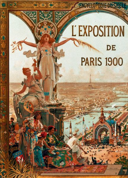 Paris Expo 1900