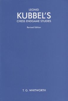Kubbel's endgame studies book cover