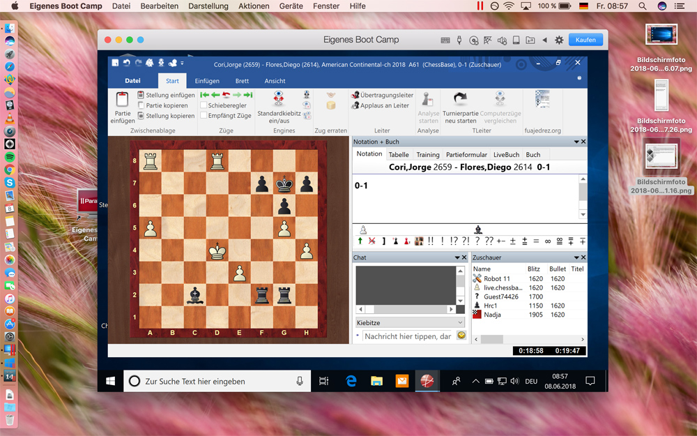 Using ChessBase on your Mac computer | ChessBase