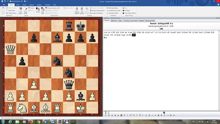 Exporting diagrams from ChessBase 14 | ChessBase