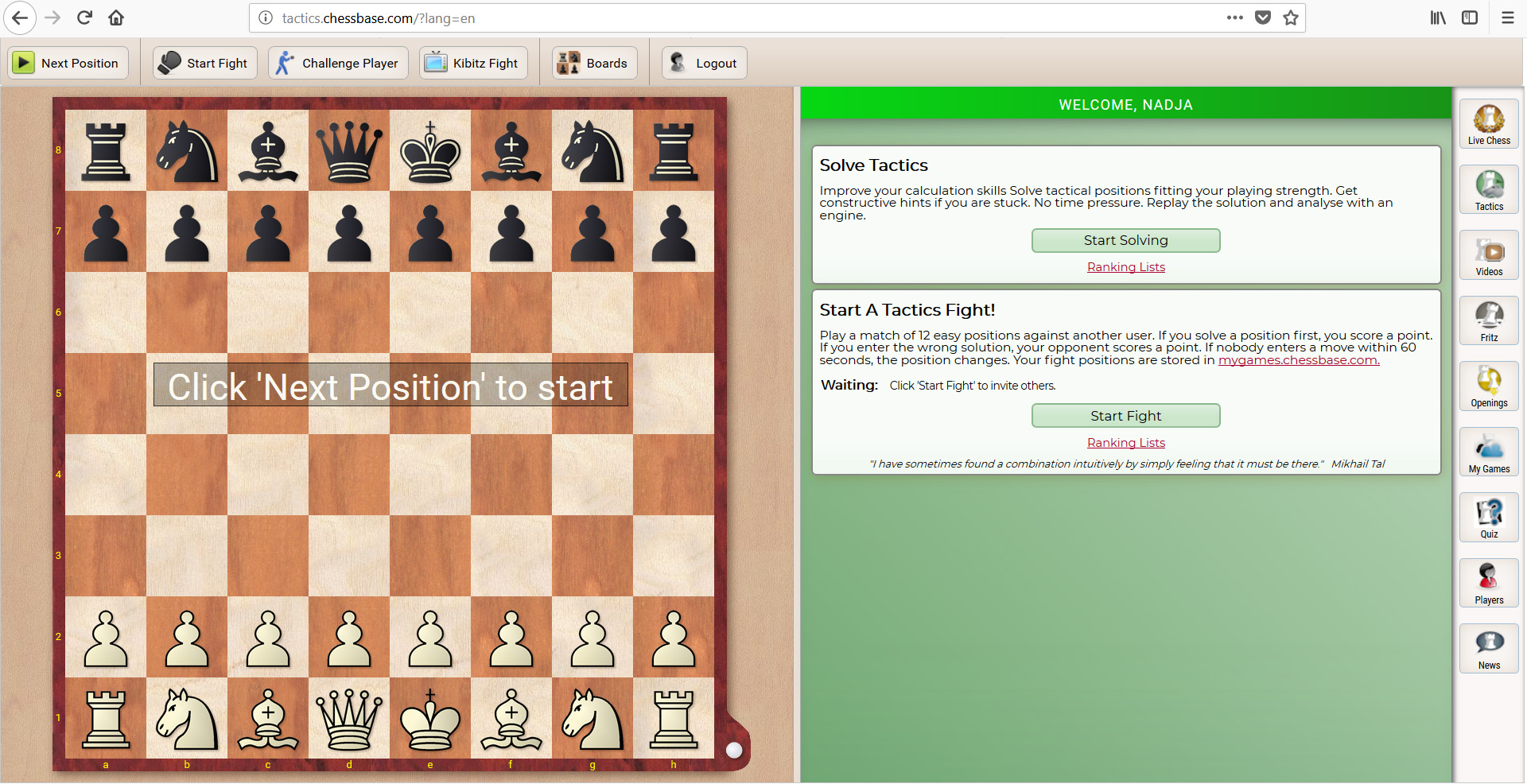 Constructive Chess Tactics In Open Games Computers/tablets & Networking Other Computer Software