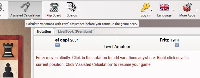 Calculation training for advanced players   ChessBase