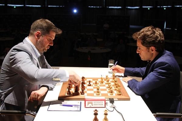 Levon Aronian, Peter Svidler