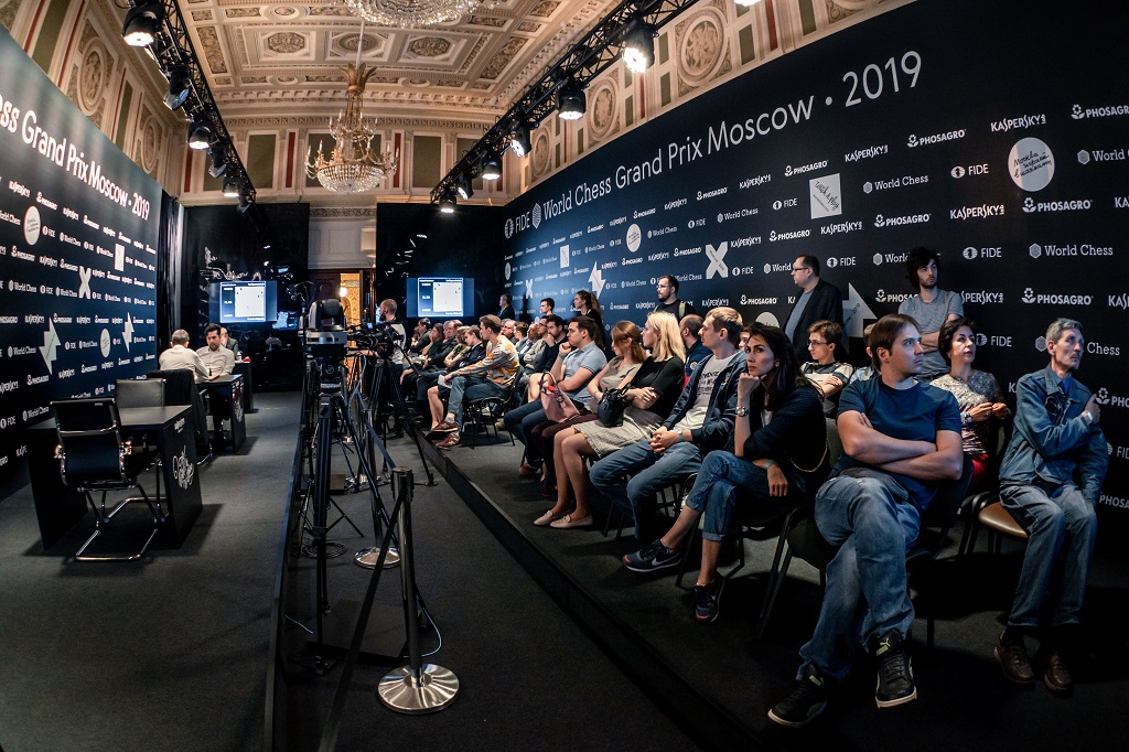 FIDE Grand Prix Moscow 2019
