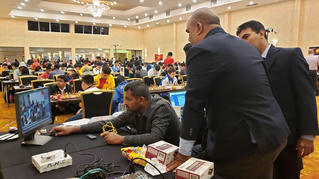 Asian Youth Chess Championship 2019