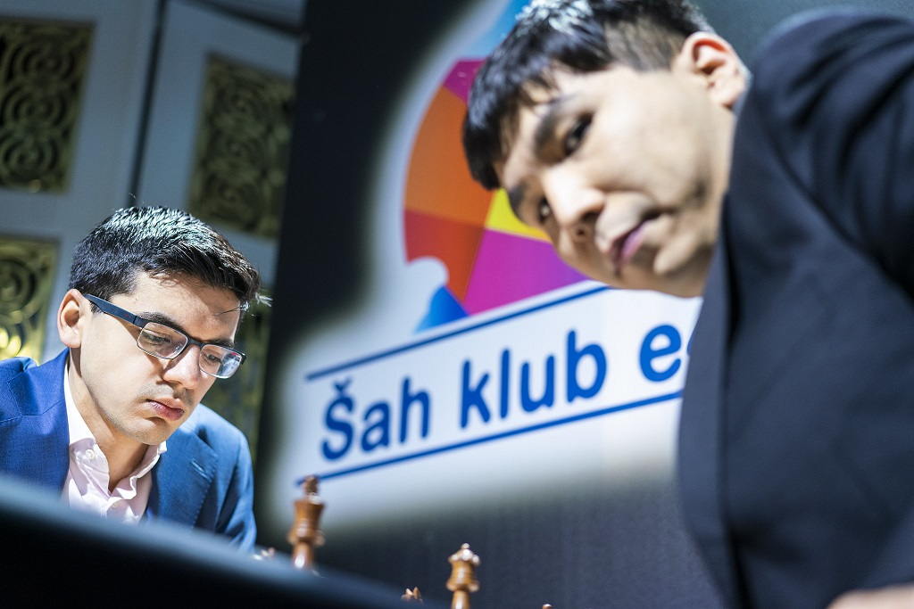 Anish Giri, Wesley So