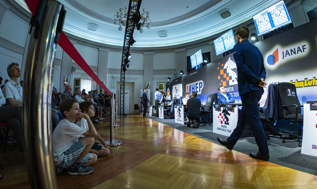 Grand Chess Tour Zagreb 2019