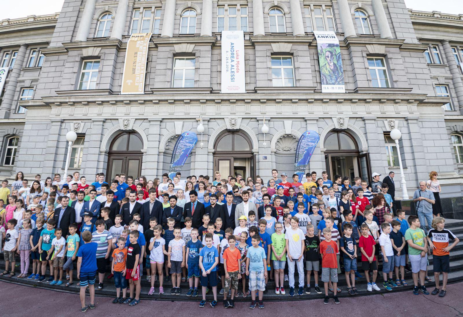 GCT Zagreb: Round 11 | ChessBase