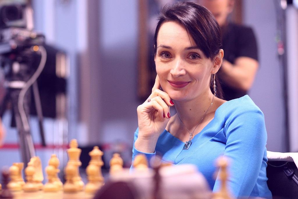 Women's Candidates: Gunina beats Tan Zhongyi   ChessBase
