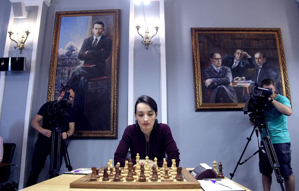 Women's Candidates: Goryachkina keeps on winning   ChessBase