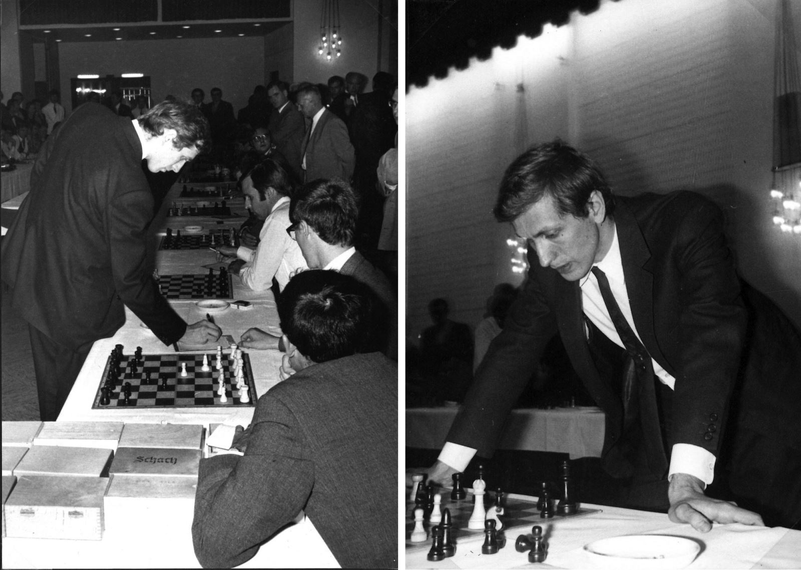 Fischer at simul