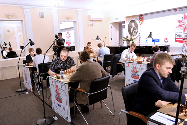 Russian Chess Championship 2019