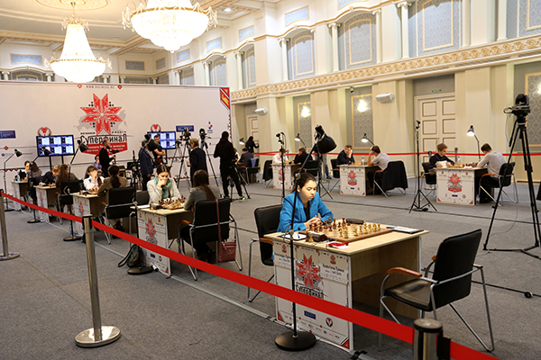 Russian Women's Chess Championship 2019