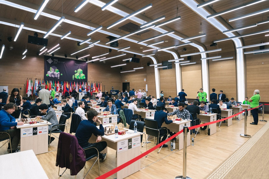 FIDE World Cup 2019