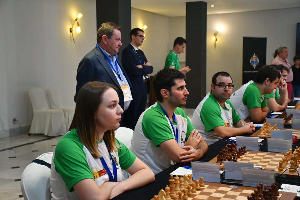 Magic Extremadura, Spanish Team Chess Championship 2019