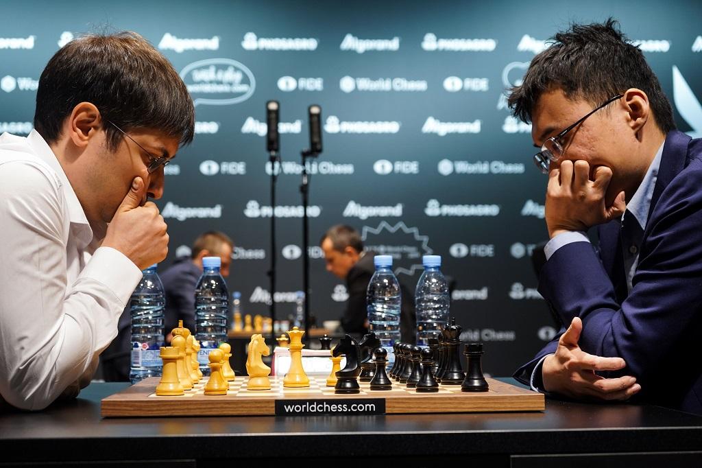 Dmitry Jakovenko, Yu Yangyi