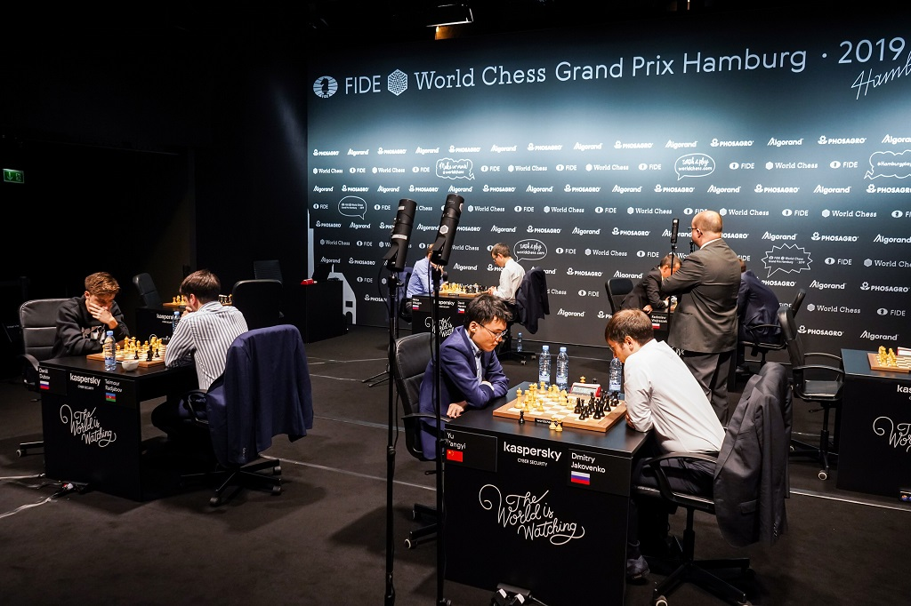 FIDE Grand Prix Hamburg 2019