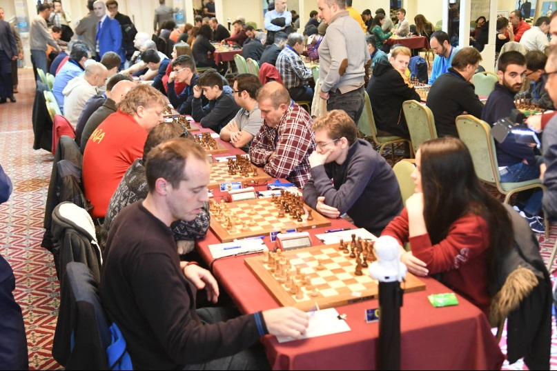 Spanish Chess Championship 2019
