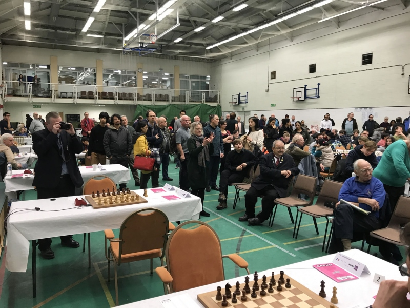 Hastings International Chess Congress 2019/20