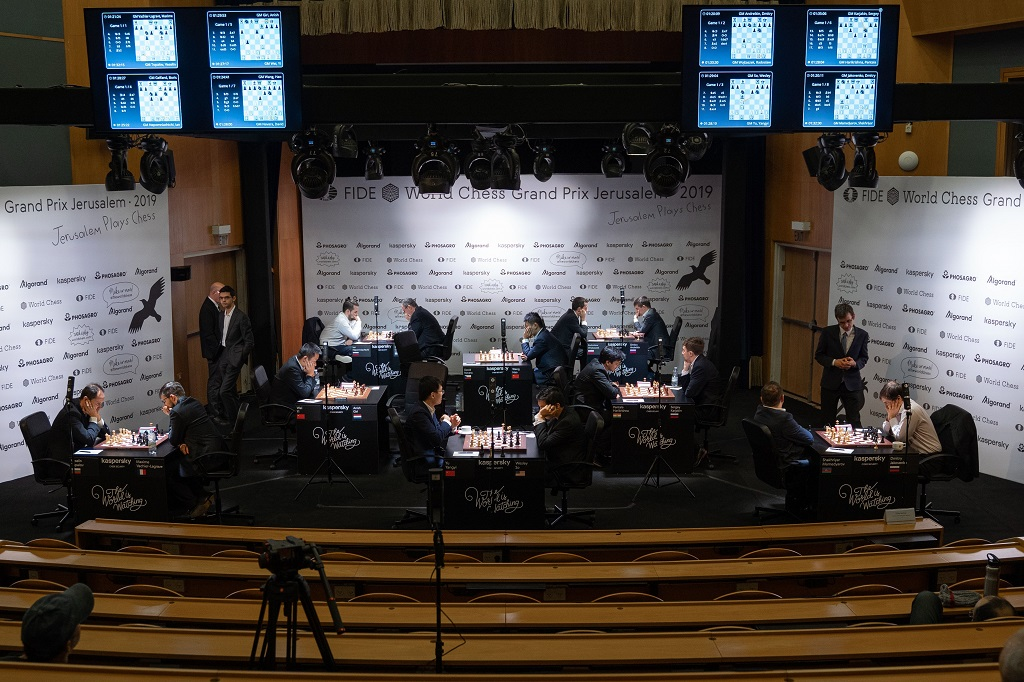 Jerusalem FIDE Grand Prix 2019
