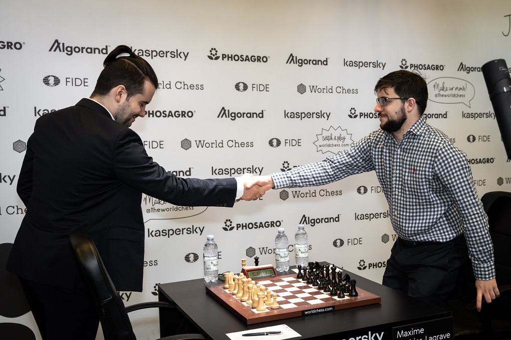 Ian Nepomniachtchi, Maxime Vachier-Lagrave