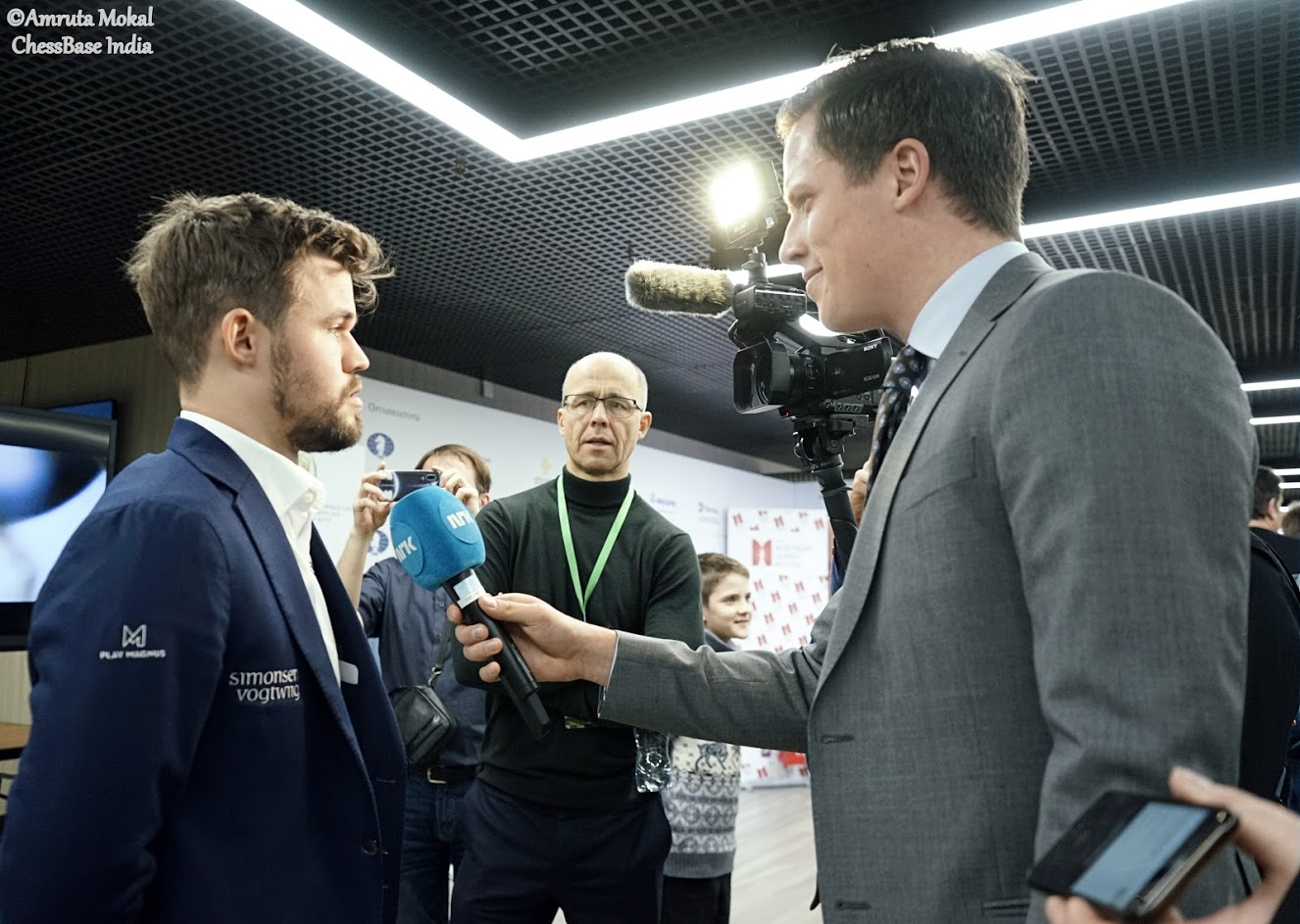 World Rapid Day Two Magnus Is Scary Chessbase