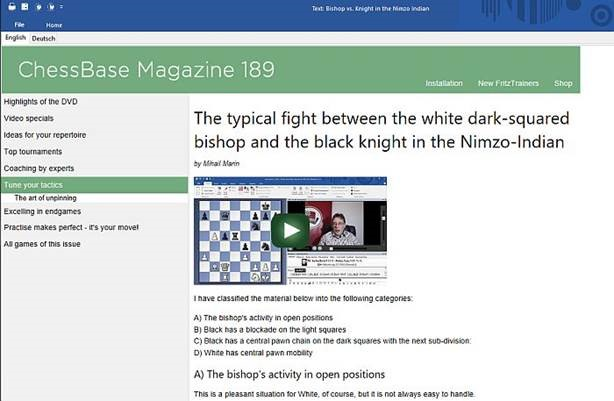 NEW: ChessBase Magazine #189 | ChessBase