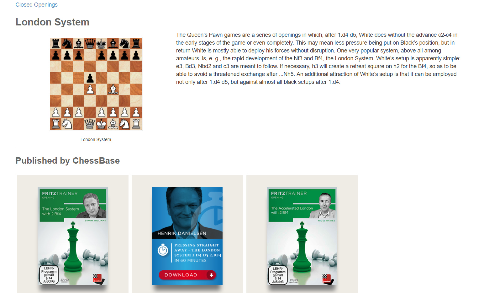 The ChessBase Shopping Guide | ChessBase