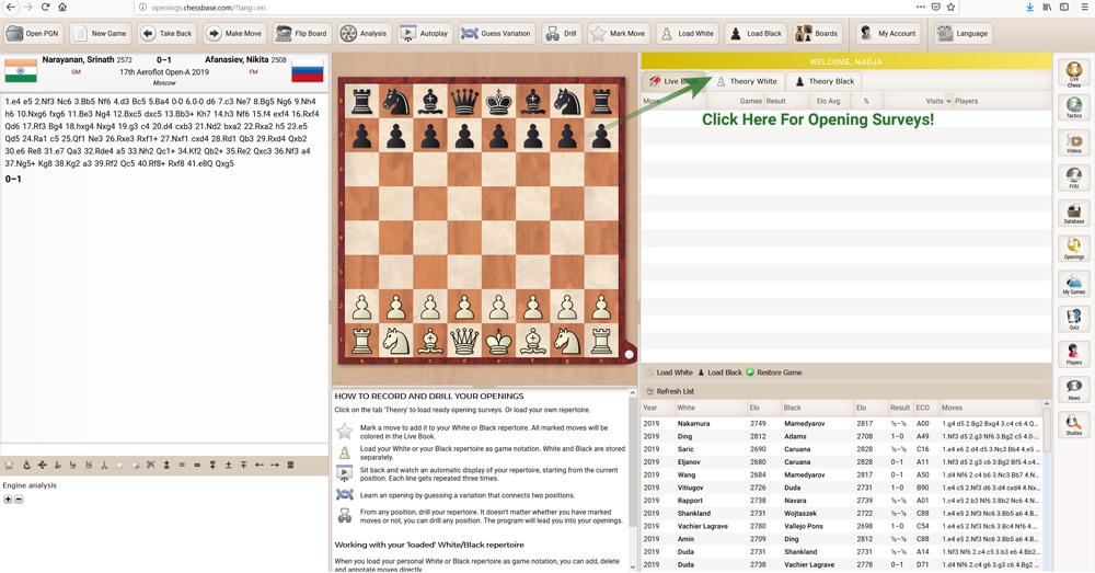 chessbase opening encyclopedia 2017 free download