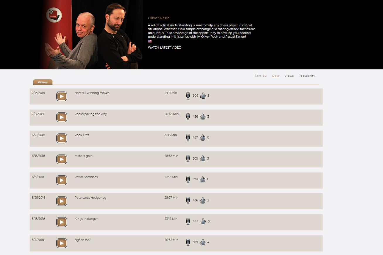 ChessBase Apps: The Videos | ChessBase