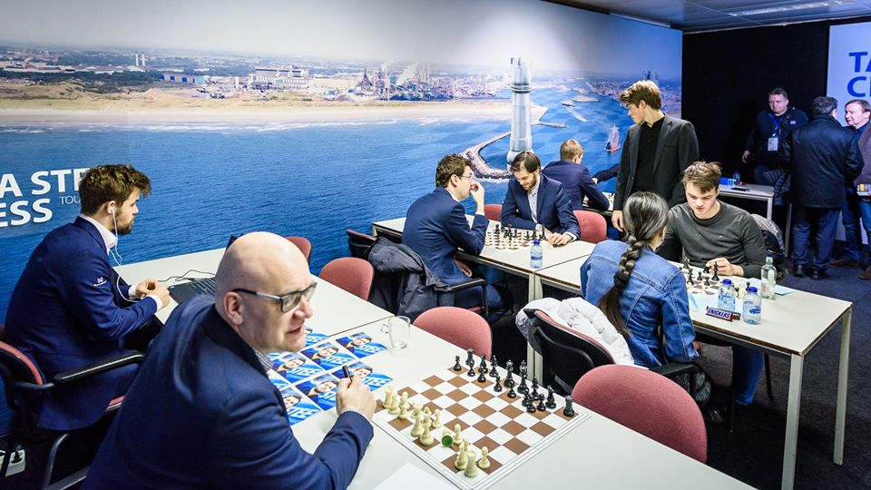 Tata Steel Chess Tournament 2020