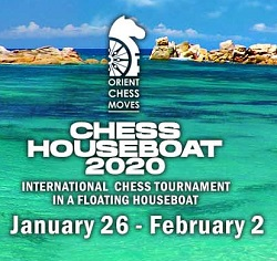 Chess Houseboat 2020