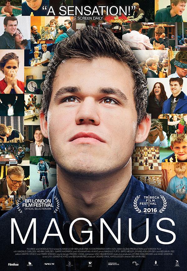 'Magnus' the movie