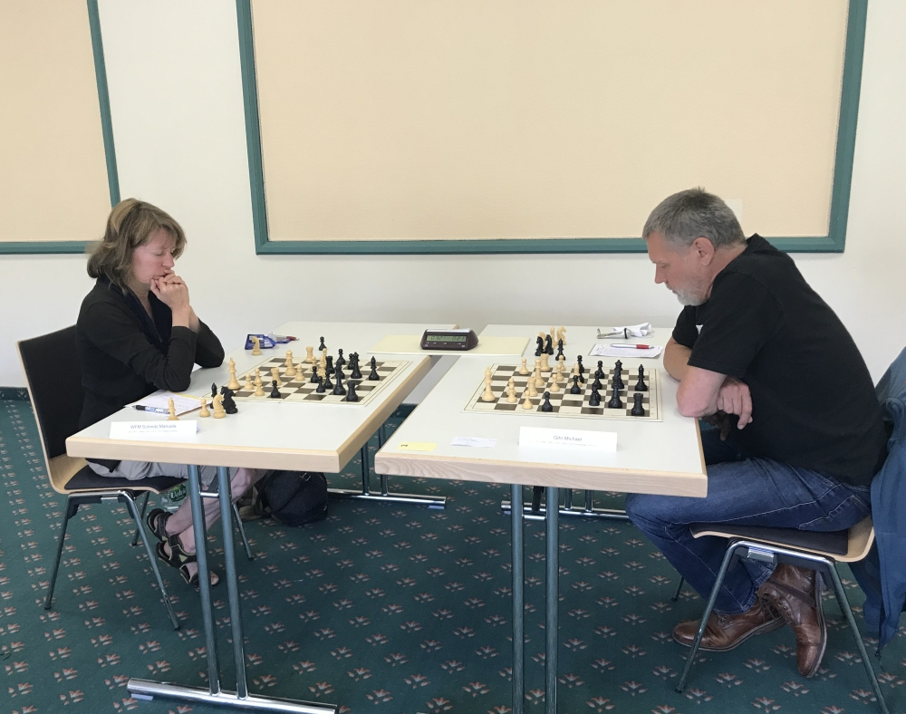 Upper Franconia Senior Chess Championship 2020
