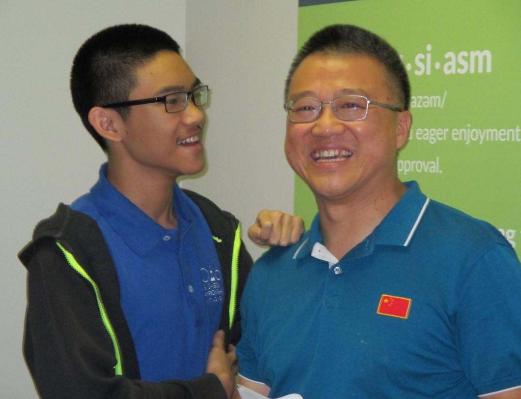Jeffery Xiong, Wayne Xiong