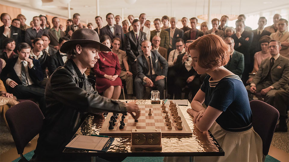 The Queen S Gambit A Review Chessbase